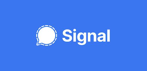 تطبيق سيجنال signal