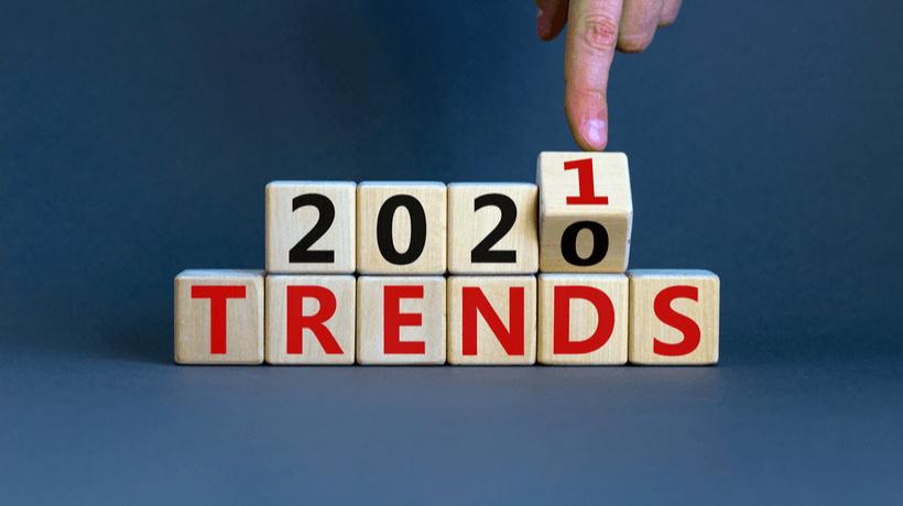 أهم الإتجاهات التقنية لعام ٢٠٢١