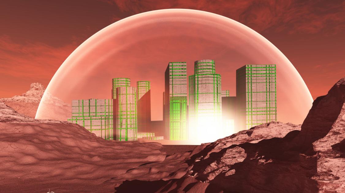 مشروع إيلون ماسك بنقل الحضارة البشرية إلى المريخ