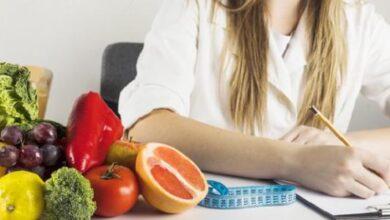 كسب الوزن صحي