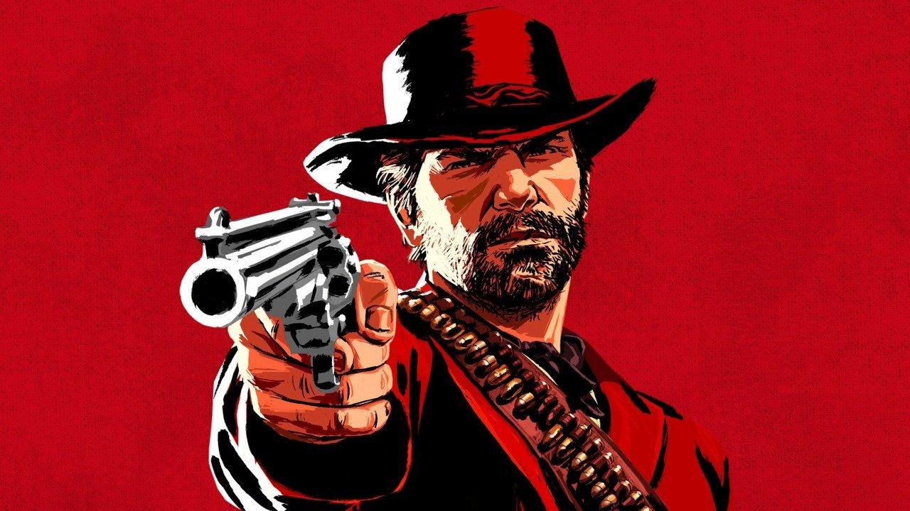 لعبة Red Dead Redemption
