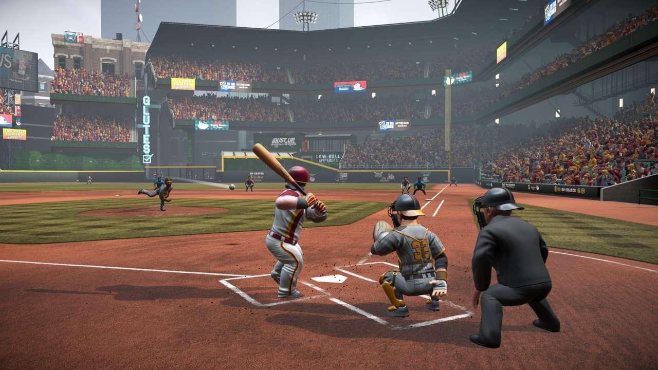 لعبة Super Mega Baseball 3
