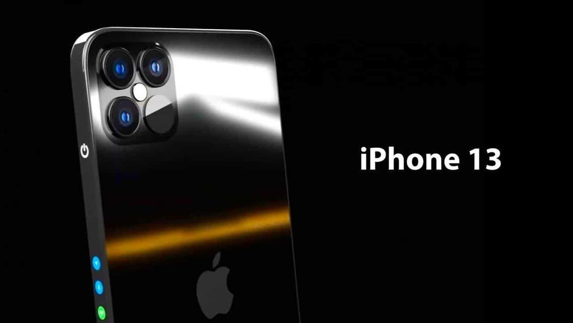 تسريب يكشف عن خطة آبل لهاتف iPhone 13