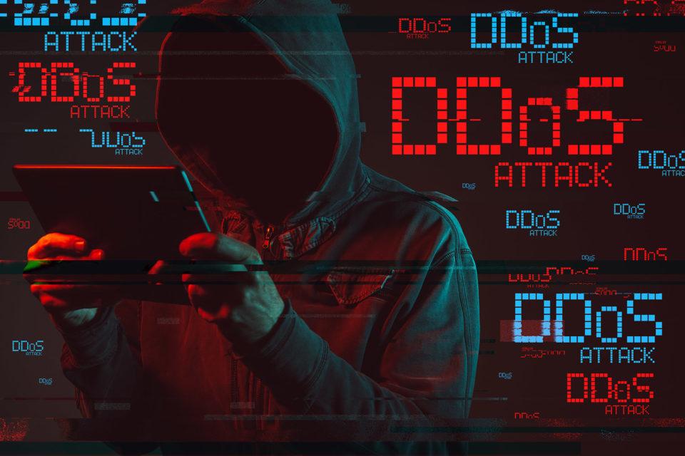 هجمات DDoS