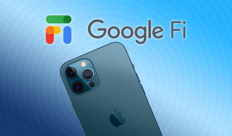 VPN من Google Fi