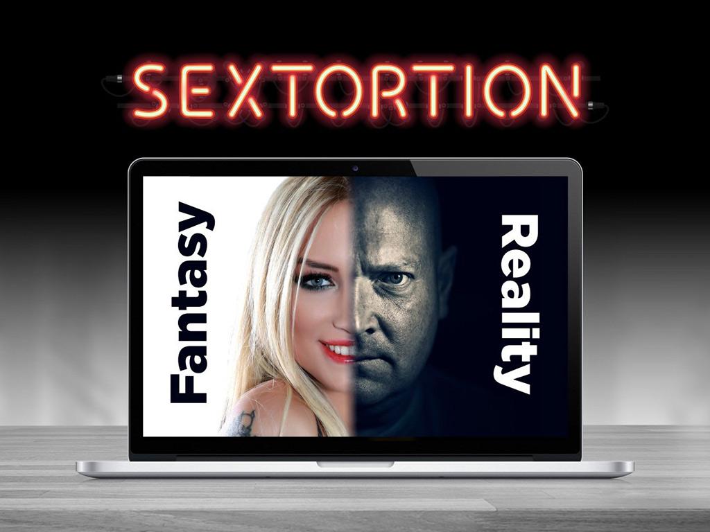 الابتزاز الجنسيّ الالكترونيّ