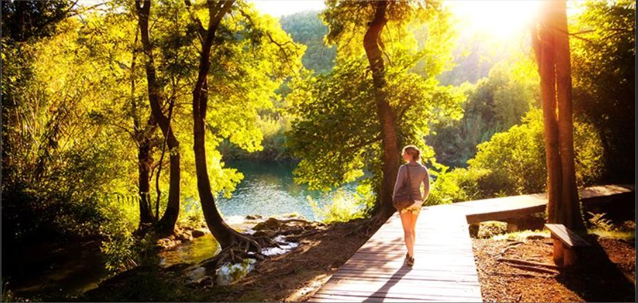 أهمية المشي للصحة الحسدية والنفسية
