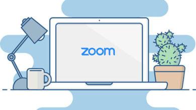 zoom لقاء
