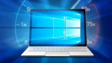تعديل قيمة IRPStackSize لتحسين سرعة الشبكة في Windows10
