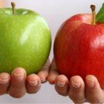 التفاح الشهي