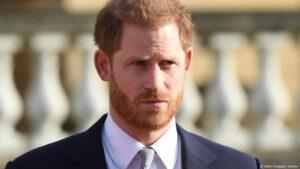 الأمير هاري الموظف الجديد