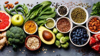 أطعمة صحية فوائد