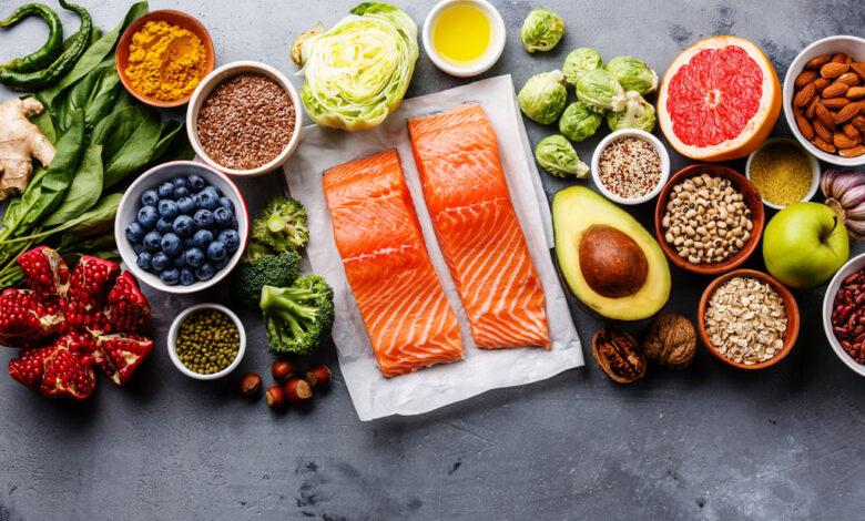 أطعمة تحافظ على صحة الكبد