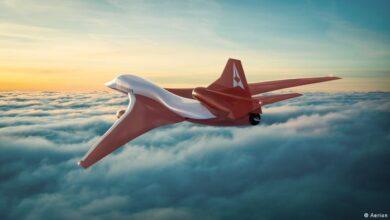 طائرات أسرع من الصوت وآخر اجتهادات شركات الطيران الخاصة في إصدارها