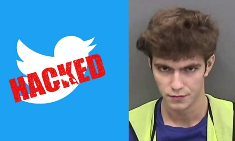 المراهق الذي اخترق حسابات على موقع تويتر