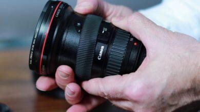 براءة اختراع Canon