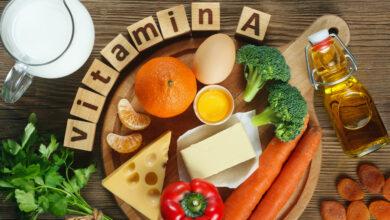 تأثير فيتامين A على الدماغ