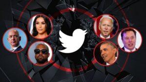 مشاهير تم اختراق حسابهم على تويتر